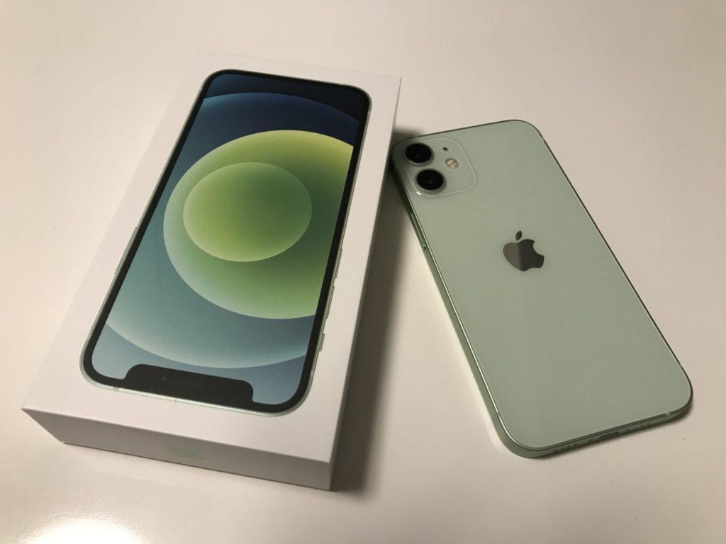 私のiPhone12mini